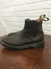Dr Doc Martens 2976 Brown Leather Chelsea Boot UK 10 Men's US 11