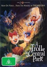 A Troll In Central Park (DVD, 2010)