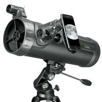 National Geographic 114mm Reflecting Telescope BLACK - SAME DAY SHIPPING