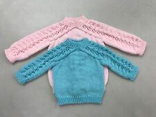 Handmade Knitted Kids/Baby Sweater /baby girl sweater/knitted kids sweater/Baby