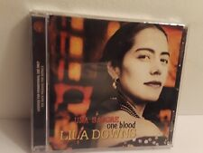 Lila Downs - Una Sangre One Blood (Promo CD, 2004, EMI) 70876-18504-2-0