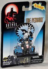 The New Batman Adventures The Penguin Die-Cast Metal MOC 28967 Kenner 1997