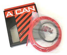 Aican Superlight Dlc Shift Derailleur Housing set kit vs Jagwire Gore, colors