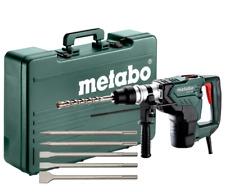 Metabo Kombihammer Set KH 5-40 inkl.5-tlg. Meißelsatz im K-Koffer  (1172020)