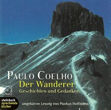 PAULO COELHO : DER WANDERER / CD (HÖRBUCH) - TOP-ZUSTAND