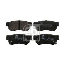 Brake Pad Set, disc brake FEBI BILSTEIN 23543 Brake Pad Set, disc brake 16674