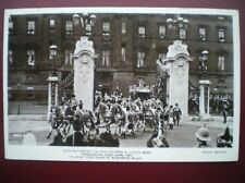 Coronation Real Photographic (rp) Collectable Royalty Postcards