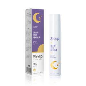Lavender Deep Sleep Pillow Linen Room Spray Mist Fragrance Natural Essential Oil
