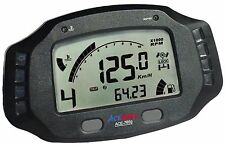 Acewell 7859 Digital Dashboard Digidash Speedo Clocks with Wired Remote Control