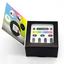 Mi light 2.4G RGBW LED Controller dimmer 4-Zone Wall Switch Touch Panel 100-240V