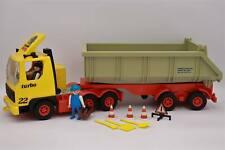 Playmobil Geobra/Mammut Saddle tipper/lorry/80er Years/3141 #N
