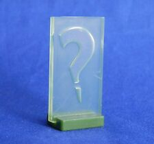 Clue Discover the Secrets Mr. Green Replacement Part Game Piece Token Mover 2008
