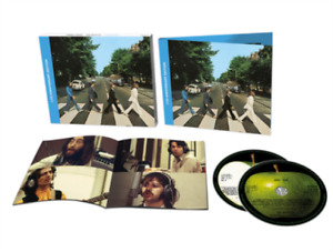BEATLES-ABBEY ROAD ANNIVERSARY (DLX) CD NUOVO