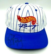 Hot Wheels Racing Kyle Petty Signed Autographed NASCAR Snapback Cap Hat Youth