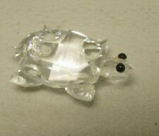 Small Tiny Crystal Turtle