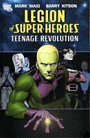 Legion of Super-Heroes Volume 1 Teenage Revolution GN Mark Waid LOSH OOP New NM