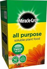 Miracle-Gro Tout Usage Jardin Soluble Plante Nourriture - 1KG + 25% Extra