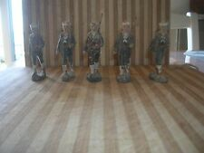 ELASTOLIN KRIEGSMARINE 1930'S COMPOSTION TOY SOLDIERS GERMANY ANTIQUE
