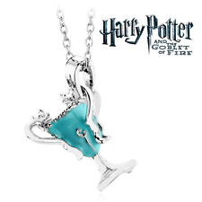 Tri-Wizard Cup Necklace, Harry Potter, Wizarding World, Hogwarts, Goblet of Fire