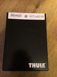 Thule Evo Flush Rail Fitting Kit 6018 for FORD / Brand New in Box.
