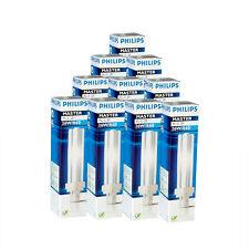 10 x Philips Master PL-C 2P 26W 840 Sockel G24d-3 26 Watt Energiesparlampe