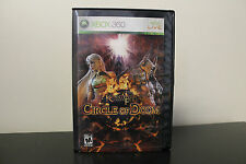 Kingdom Under Fire: Circle of Doom  (Xbox 360, 2008) *Tested