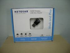 NETGEAR N300 Wireless USB Mini Adapter WNA3100M-100ENS