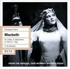 Giuseppe Verdi Macbeth, New Music