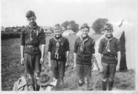 "30th willesdon scouts "" photographic record "" 1927- 30"