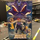 Mighty Ducks 1996 Mallory Martial Arts Master Action Figure New Bad Pack