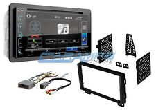 "NEW SOUNDSTREAM 6.2"" BLUETOOTH RADIO & SMARTPHONE INTG CAR STEREO WITH DASH KIT"