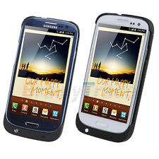 External Backup Battery Charger Case for Samsung Galaxy S3 S III i9300 2200mAh