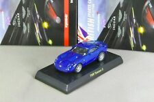 Kyosho 1/64 Tvr Tuscan S Blue British Minicar Collection 2009 Rare