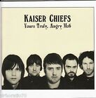 KAISER CHIEFS Yours Truly, Angry Mob CD - NEW