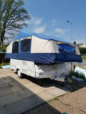 2004 Conway Cruiser 6 berth Trailer Tent with awning