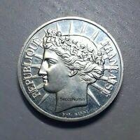 "France. 100 Francs Piefort b.u 1988 ""Fraternité """