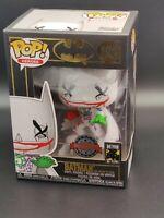 Funko Pop Batman The Joker Is Wild #292 Exclusive DC - *Free Protector* Special