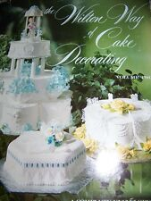 1st Edition The Wilton Way Cake Decorating Book Vol 2 by Eugene Sullivan 1977