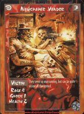 Rage CCG - Newspaper Vendor - Victim / Wyrm Edition