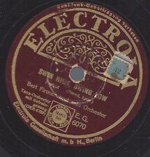 Bert Firman  mit Orchester Swing 1938 : Swing High, Swing Low