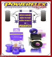 Powerflex Front Wishbone Bush Kit PFF85-501/502 for VW Caddy MK3 Typ 2K 04 - 10