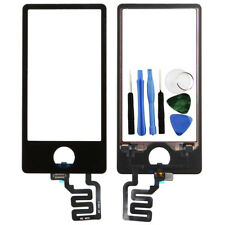 Black LCD Touch Screen Digitizer Assembly Replacement For iPod Nano 7 7th Gen