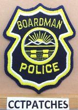 BOARDMAN, OHIO POLICE SHOULDER PATCH OH