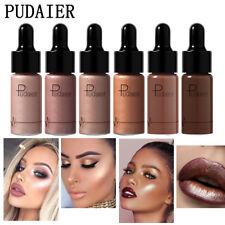 Highlighter Liquid Drop for Dark Skin Concealer Face Makeup Iluminator Bronzers