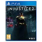 Injustice 2 - PlayStation 4 - NON-US VERSION (PAL)