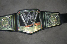 WWE Champion Belt Jakks 2012 Kids Wrestling Mattel