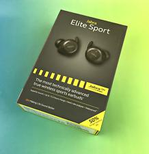 Jabra Elite Sport True Wireless In-Ear Black Headphones