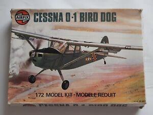 maquette cessna 01 Bird dog airfix 1/72
