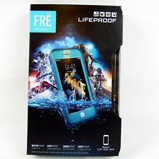 LifeProof Fre Sunset Bay Teal Case for iPhone 7 Water Dirt Snow Drop Proof New