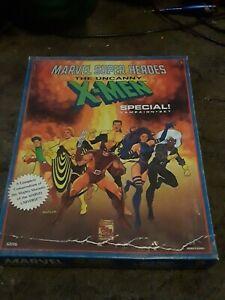 The Uncanny X-Men Special Campaign Set - Marvel Super Heroes - MSH TSR #2